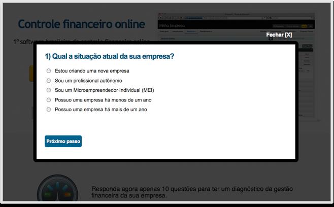 diagnostico modal blog Empreendedores não sabem fazer uma boa gestão financeira