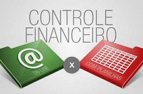 Planilha para controle financeiro ou software online: o que usar?