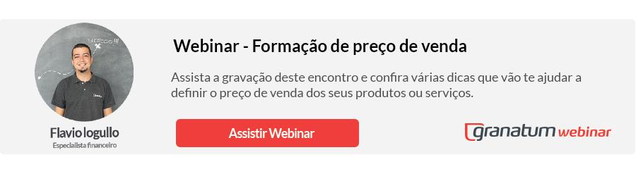 banner webinar granatum preco Saiba quanto cobrar pelo seu produto ou serviço