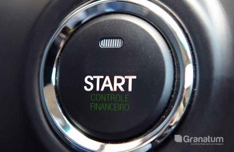 Aperte o Start no controle financeiro