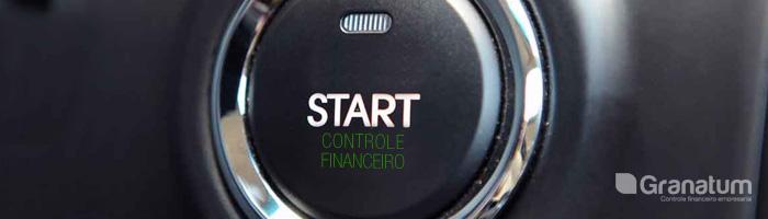 Aperte agora o botão start da gestão financeira