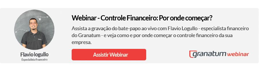 webinar controle granatum Introdução a gestão financeira