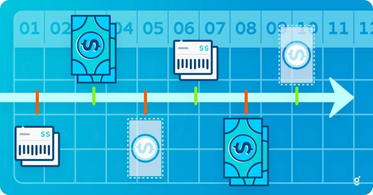 controle financeiro fluxo de caixa